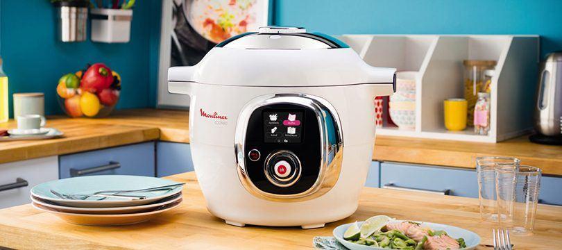 Moulinex Cookeo robot de cocina