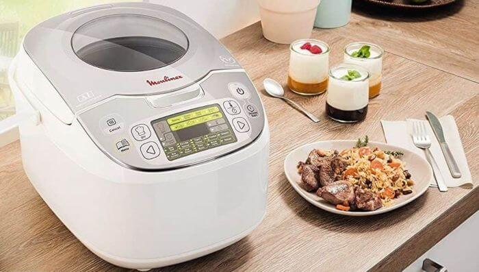 Moulinex maxichef advanced robot cocina