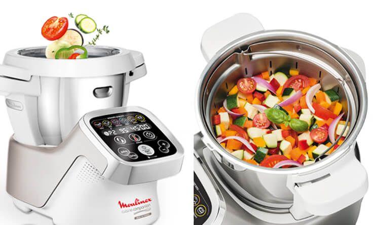 robot de cocina cuisine companion