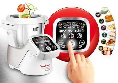 Funciones mejor robot de cocina