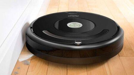 Comparativa Roomba red