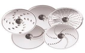 Discos y accesorios robot de cocina y procesadoras de alimientos