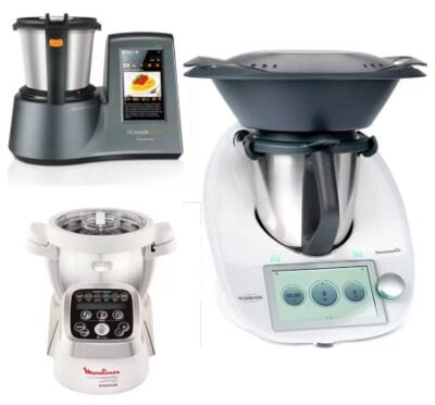 Alternativas a la Thermomix