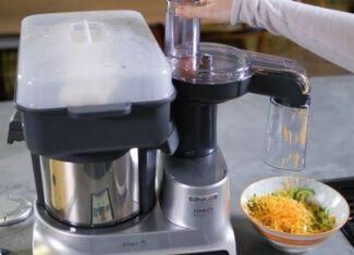 Kenwood kCook Multi Smart CCL450SI cocina 4 platos a la vez