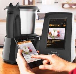 Mycook Touch conexion con móvil y App