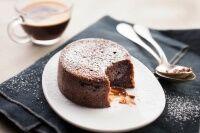Pudin chocolate fondant cookeo