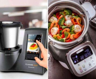 Los mejores robot de cocina