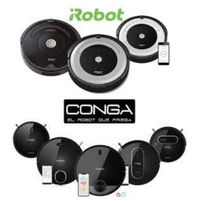 Roomba o Conga